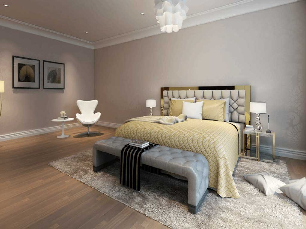 Modern Master Bedroom Trends 6 - Luxury Apartments in Pune